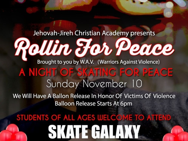 Rollin' for Peace